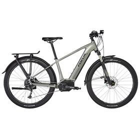 """FOCUS Aventura² 6.7 Rower elektryczny trekkingowy 27"""" szary"""